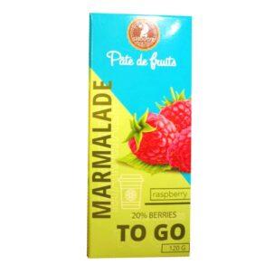 Предварительный просмотр SEO названия: : Мармелад Малина To Go Pate de Fruits купить в Бутике аюрведы премиум качества ROSA