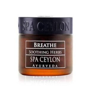 Успокаивающие травы BREATHE Spa Ceylon купить в Бутике аюрведы премиум качества