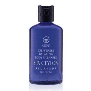 Гель для ванни та душа DE-STRESS Spa Ceylon купить в Бутике аюрведы премиум качества