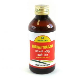 Брами тайлам (Brahmi tailam, Nagarjuna) купить в Бутике аюрведы премиум качества ROSA