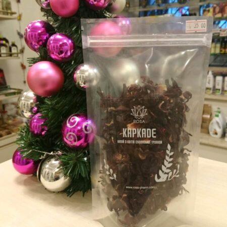Чай каркаде (гибискус, суданская роза) 70 грамм купить в Бутике аюрведы премиум качества
