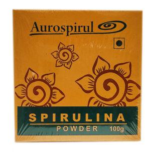 Спирулина из Ауровиля (Spirulina, Aurospirul) купить в Бутике аюрведы премиум качества