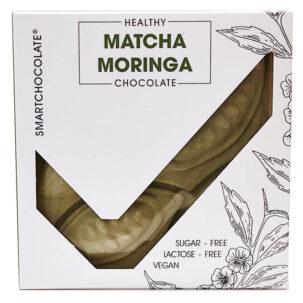 Шоколад МАТЧА & МОРИНГА без сахара August купить в Бутике аюрведы премиум качества