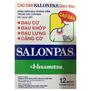 Предварительный просмотр SEO названия: : Обезболивающий пластырь Салонпас купить в Бутике аюрведы премиум качества ROSA