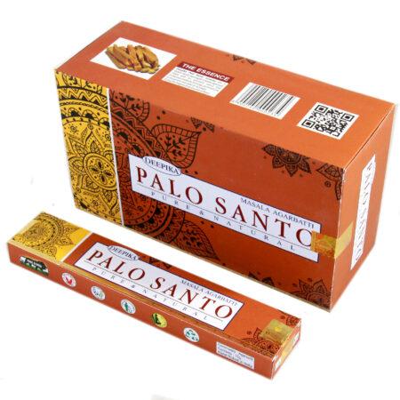 Аромапалочки Palo Santo, Deepika купить в Бутике аюрведы премиум качества ROSA