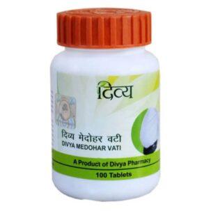 Медохар Вати Дивья (Medohar Vati, Divya) купить в Бутике аюрведы премиум качества ROSA