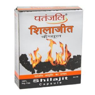 Шиладжит Патанджали (Shilajit, Patanjali) купить в Бутике аюрведы премиум качества ROSA