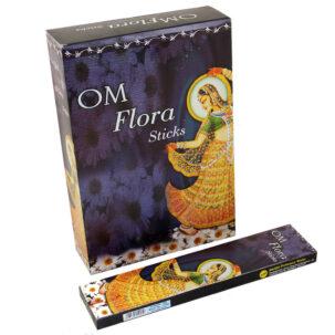 Благовония Om Flora Shree Vani купить в Бутике аюрведы премиум качества ROSA