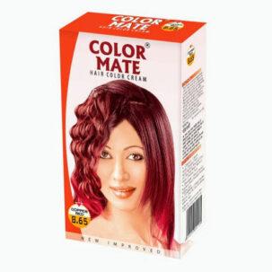 Краска-крем Copper Red 8.65 от COLOR MATE купить в Бутике аюрведы премиум качества