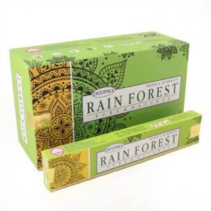 Благовония Дождевой лес Rain Forest Deepika купить в Бутике аюрведы премиум качества